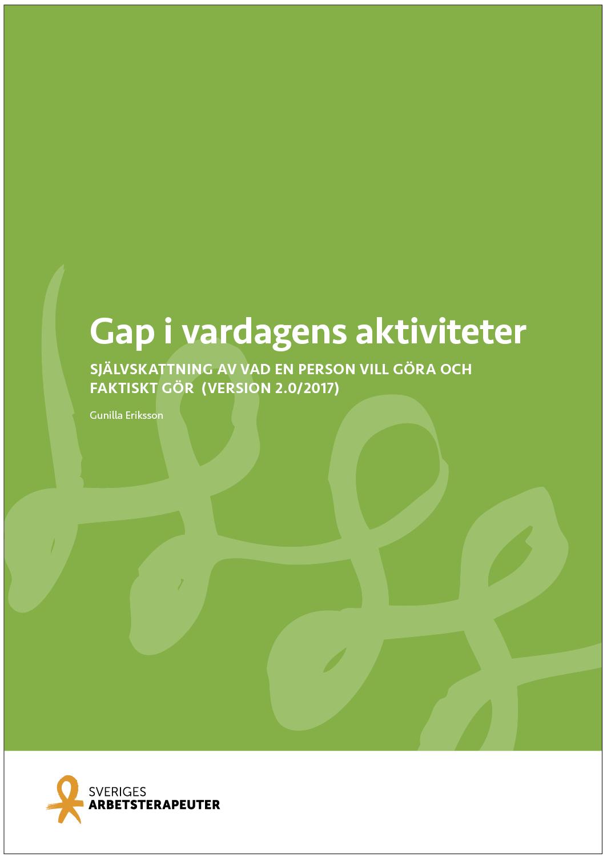 Gap I Vardagens Aktiviteter